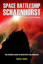 Space Battleship Scharnhorst and the Library of Doom