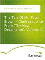 The Tale Of Mr. Peter Brown - Chelsea Justice From