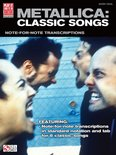 Metallica: Classic Songs for Guitar (Songbook)