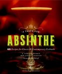 James F. Thompson - A Taste for Absinthe