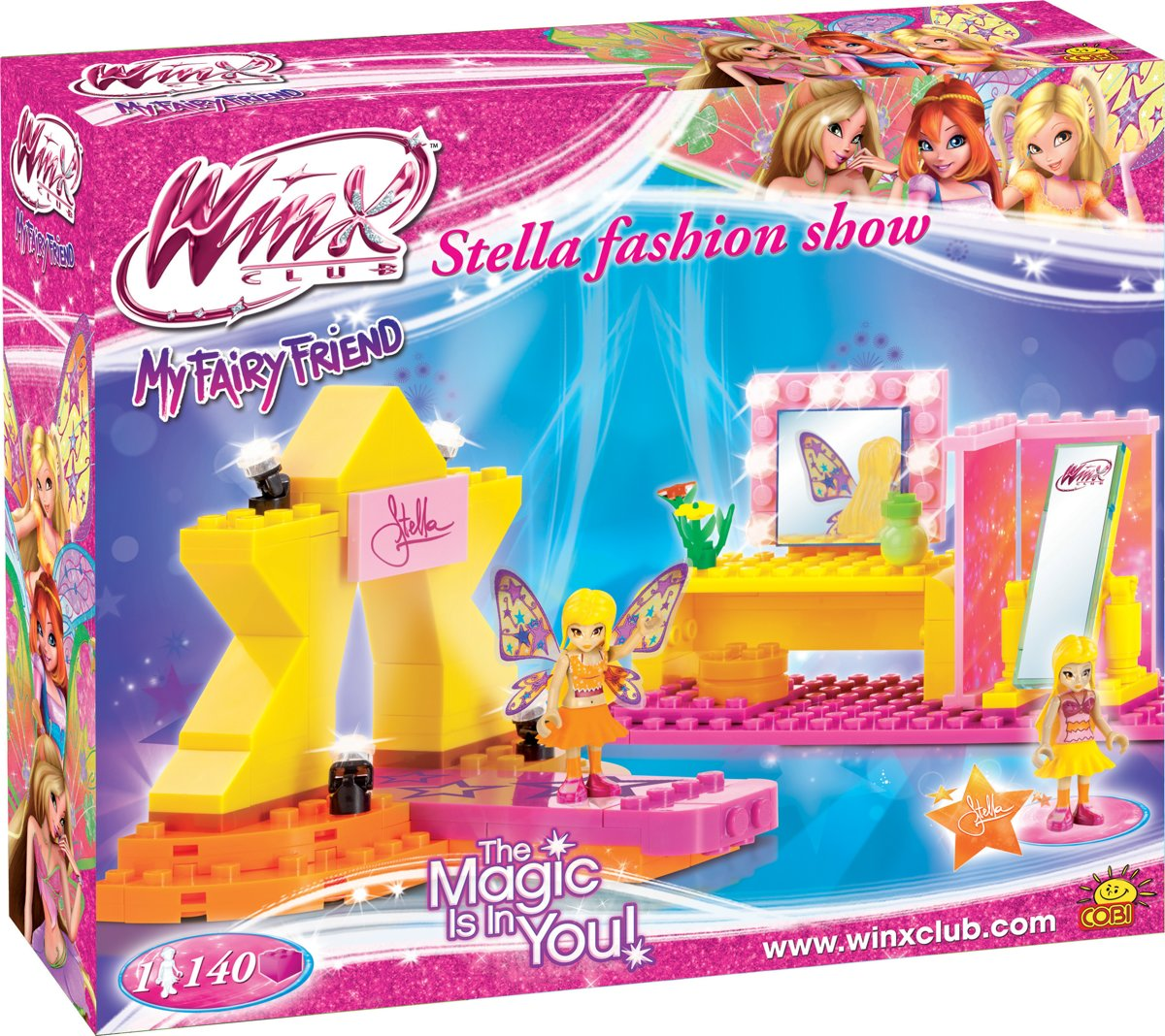 Kids N Fun 28 Kleurplaten Van Winx Club