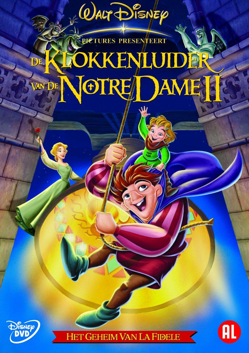 Kids N Fun 18 Kleurplaten Van Klokkenluider Van De Notre