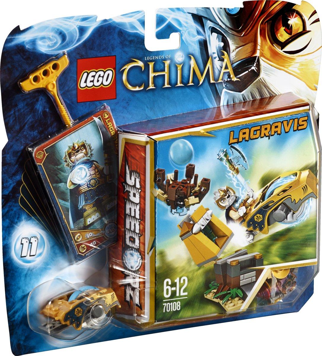 Kids N Fun 15 Kleurplaten Van Lego Chima