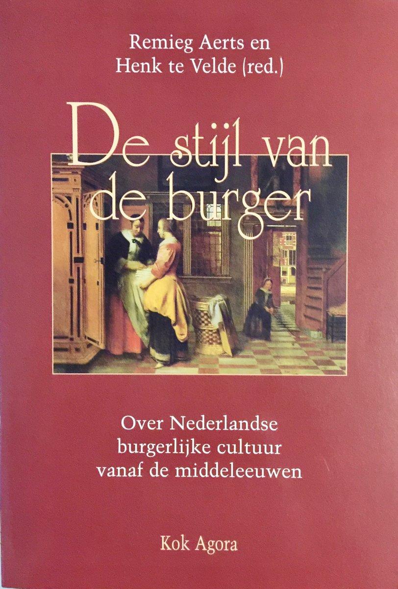 Aerts - DE STIJL VAN DE BURGER