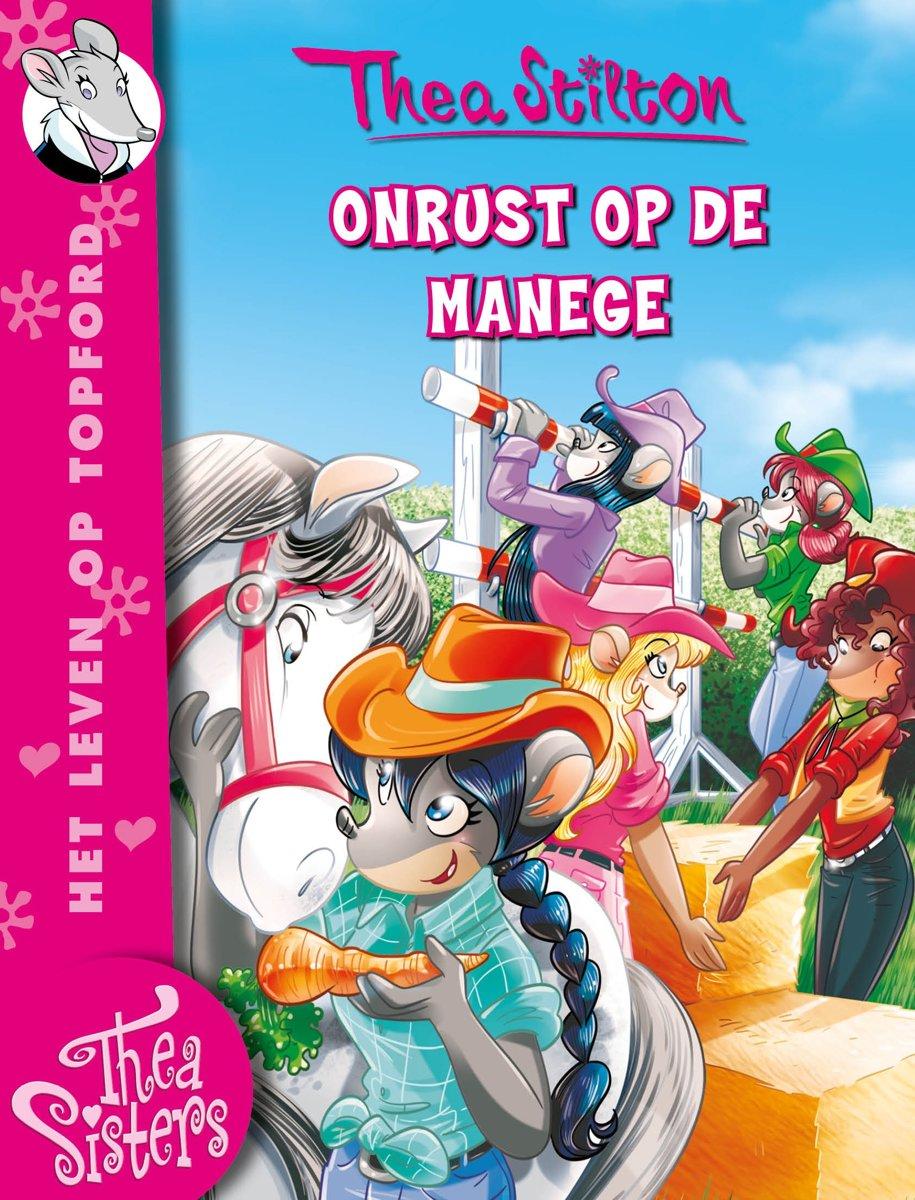 Kids N Fun 24 Kleurplaten Van Op De Manege