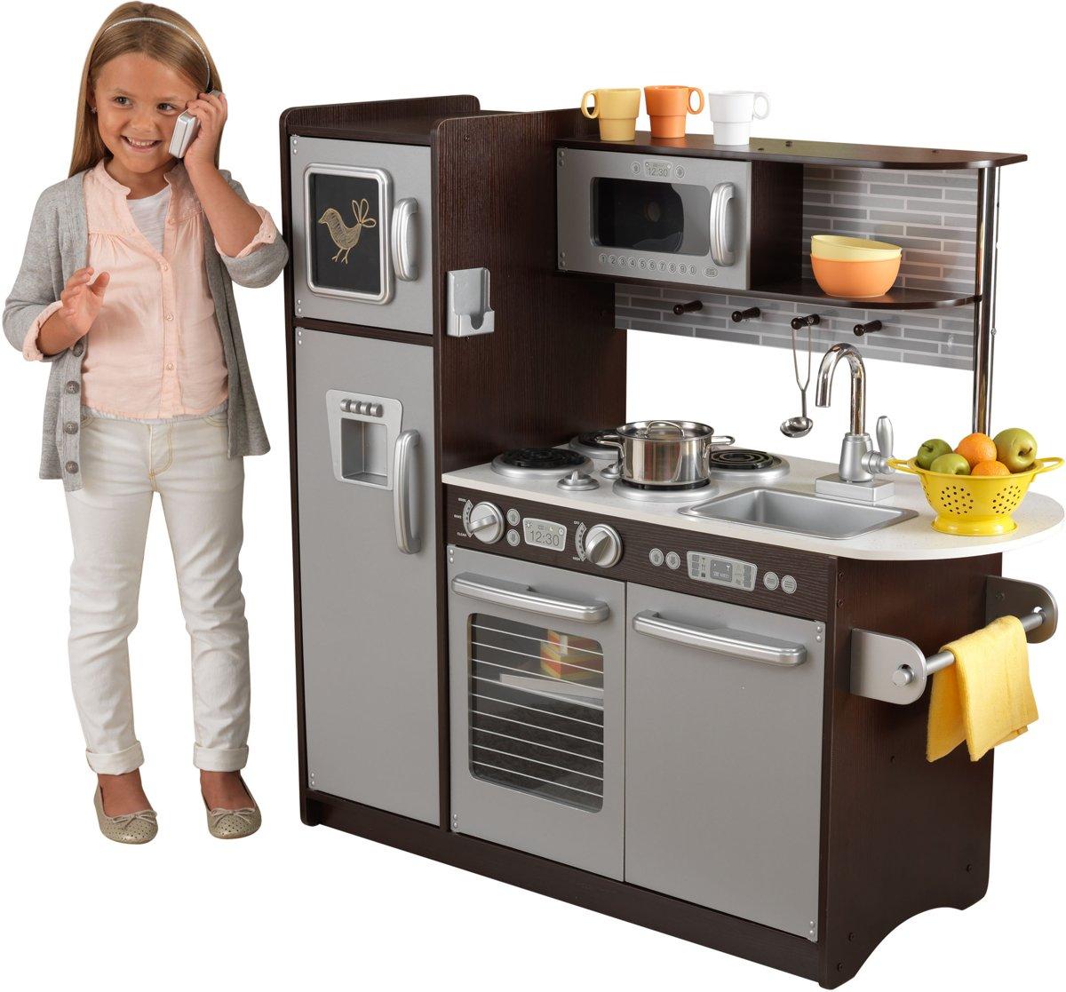 Kidkraft Keuken Grand Gourmet : kidkraft keuken 109 cm 3 14 jaar 219 00 ? 174 99 kidkraft uptown