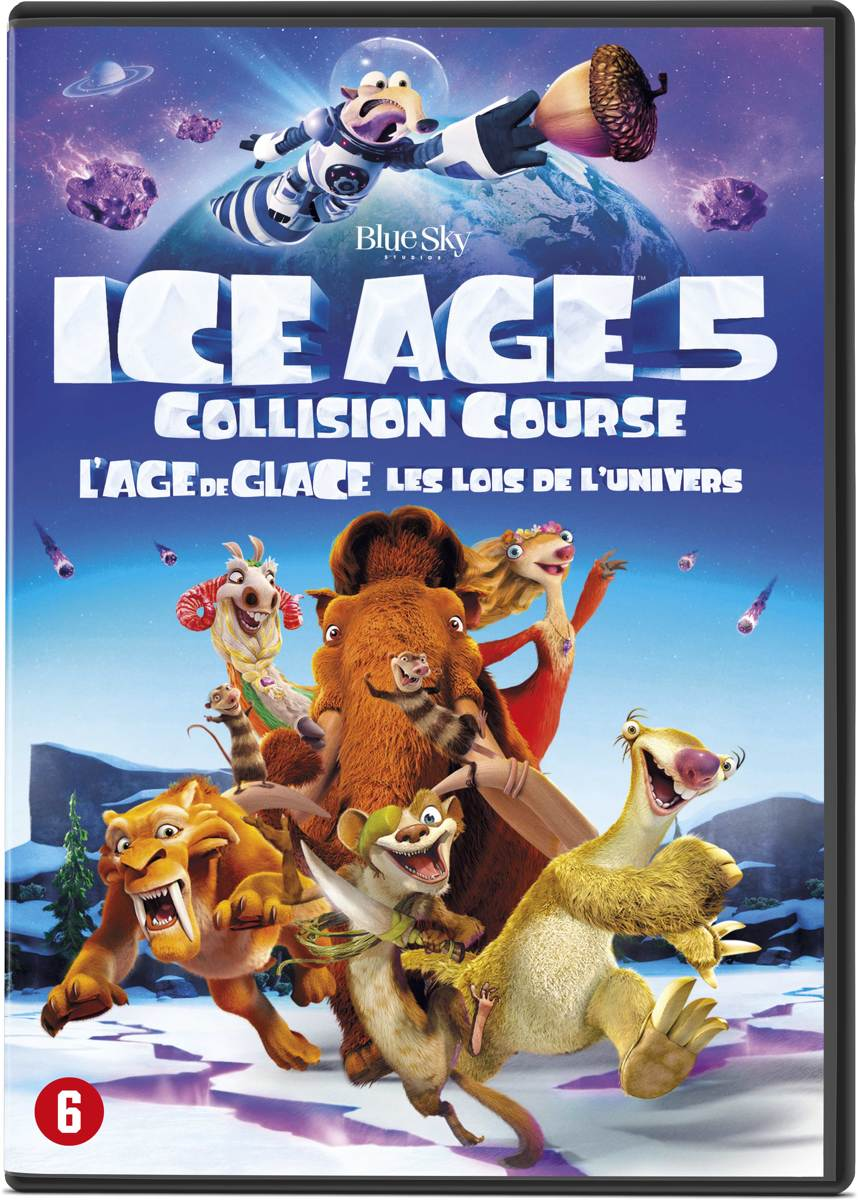 Kids N Fun 7 Kleurplaten Van Ice Age Collision Course