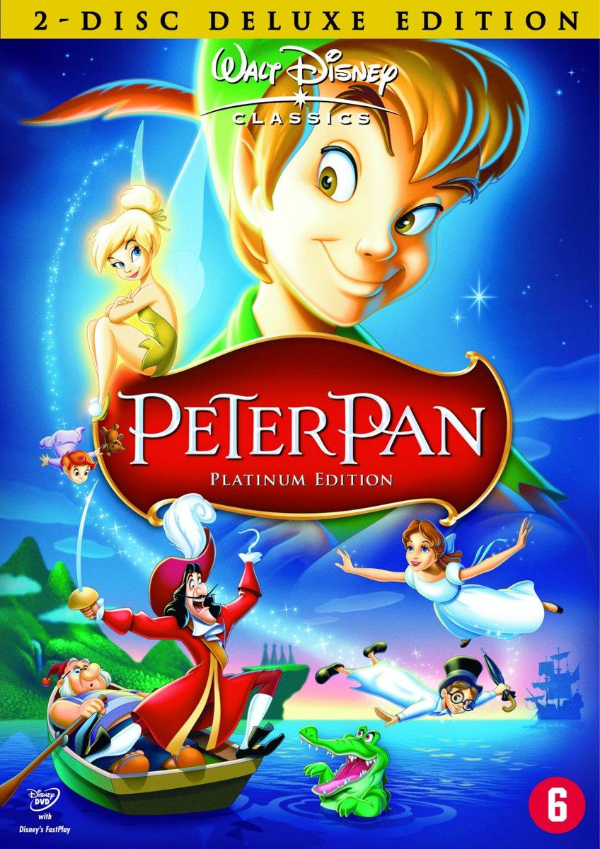 Kids N Fun 25 Kleurplaten Van Peter Pan