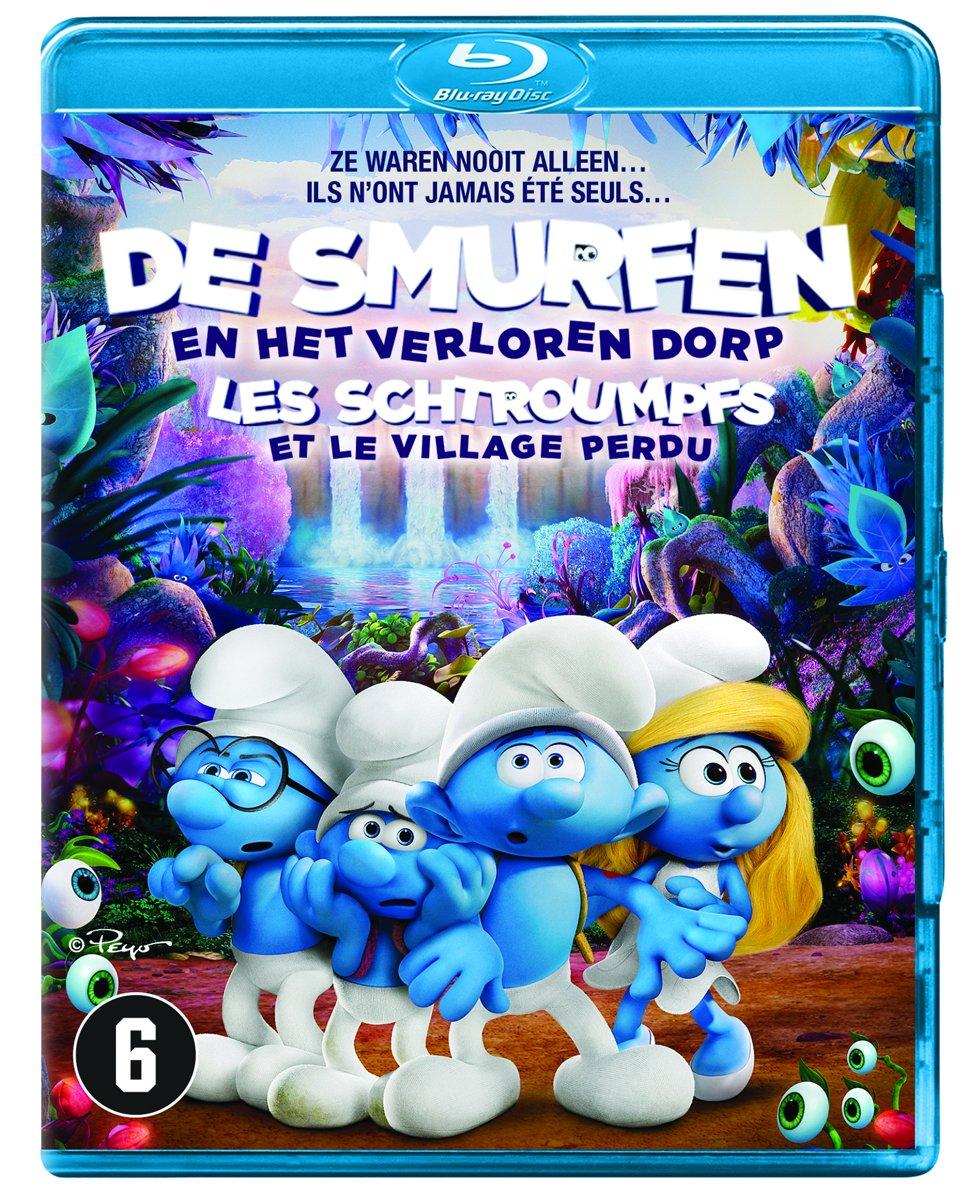 Kids N Fun 7 Kleurplaten Van Smurfen En Het Verloren Dorp
