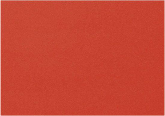 Creativ papier, A4 21x30 cm, rood, 500 vellen