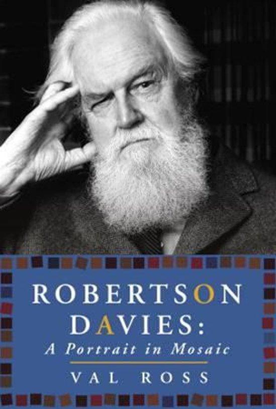 robertson davies book reviews