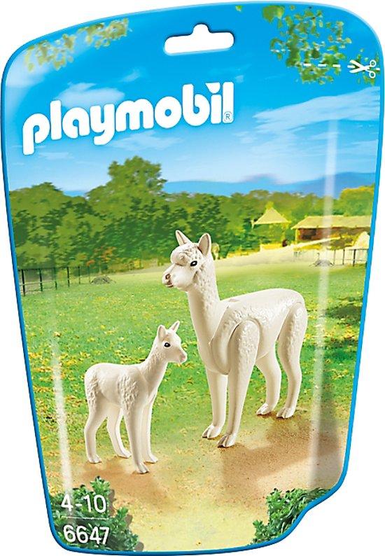 Playmobil Alpaca met baby  - 6647 in Surhuizumer Mieden / Surhuzumer Mieden