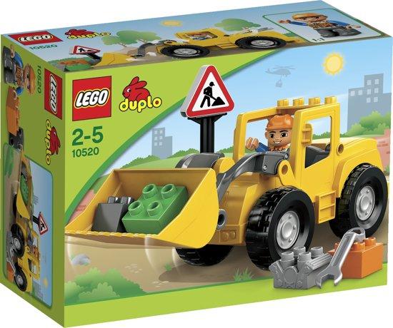 LEGO Duplo Wegenbouwmachine - 10520