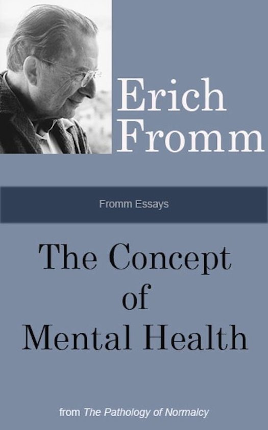 essays about mental health