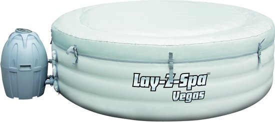 Whirlpool Bestway Lay-Z-spa
