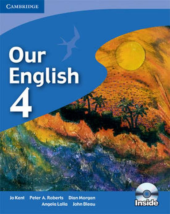 Bol Com Our English 4 Students Book With Audio Cd Jo Kent Peter