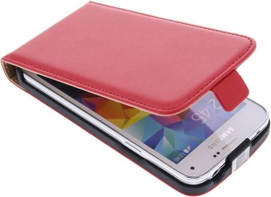 Rode Keukenapparaten : bol.com Rode luxe flipcase – Samsung Galaxy S5 Mini Elektronica