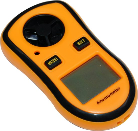 Benetech Digitale Windmeter Anemometer Thermometer Wateenkoopje in Wavre