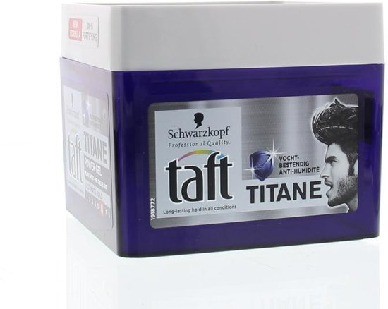 bol com taft power gel titane pot 1 stuk