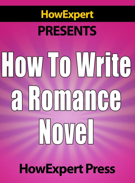 how to write a romance novel plot