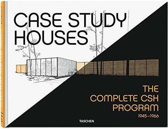 case study houses the complete csh program taschen
