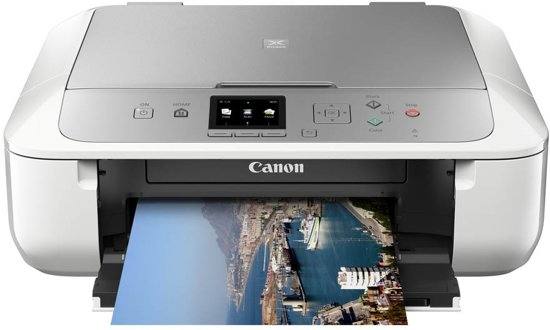 canon pixma mg5751 all in one printer wit. Black Bedroom Furniture Sets. Home Design Ideas
