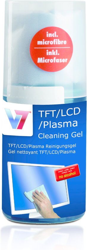 V7 CLEANING GEL TFT LCD PLASMA 200ML
