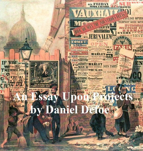 essay upon projects defoe