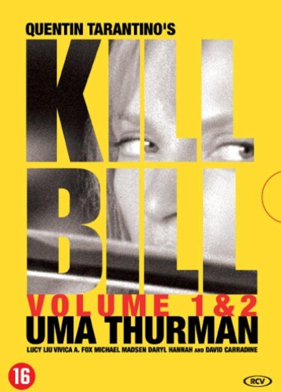 Kill Bill 1 & 2