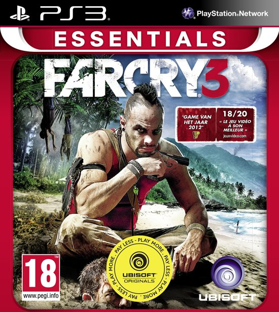 Far Cry 3 - Essentials Edition