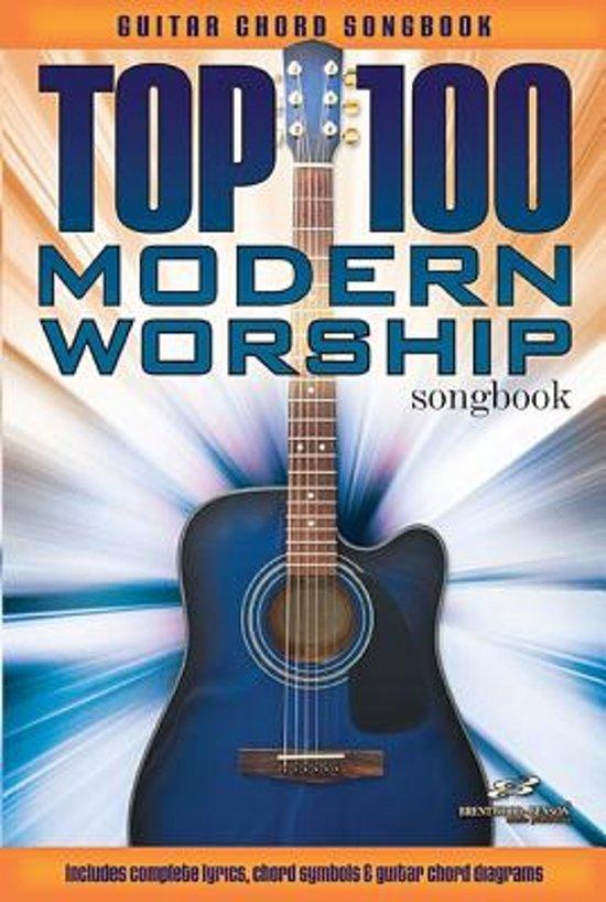 Modern Book Cover Guitar : Bol top modern worship songs guitar book