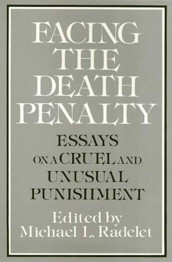 facing death essay