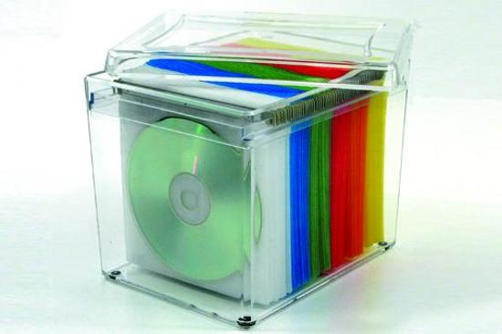 Cd dvd opbergsysteem for Boeken opbergsysteem