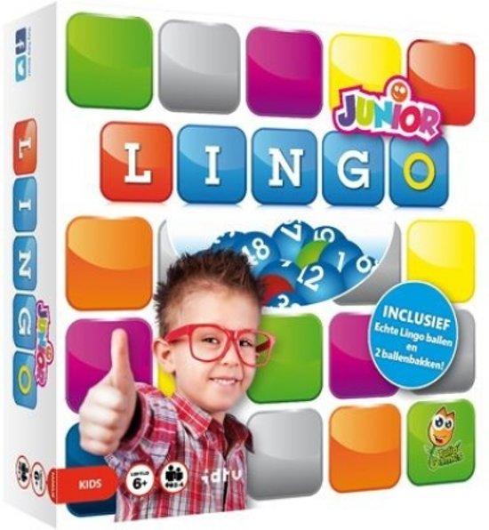 Lingo Junior - Gezelschapsspel in Holthees