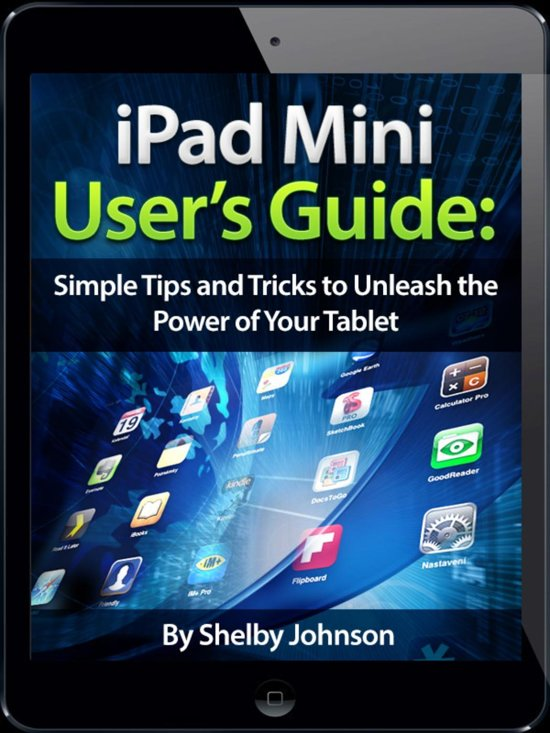 Ipad mini user 39 s manual simple tips and tricks for Minimalist tips and tricks