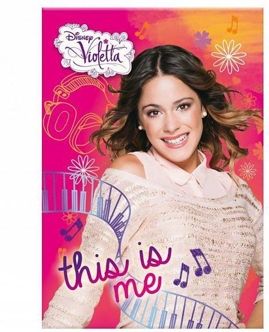 bol com   Disney Violetta cadeaupakket, inclusief Dekbedovertrek   Wonen