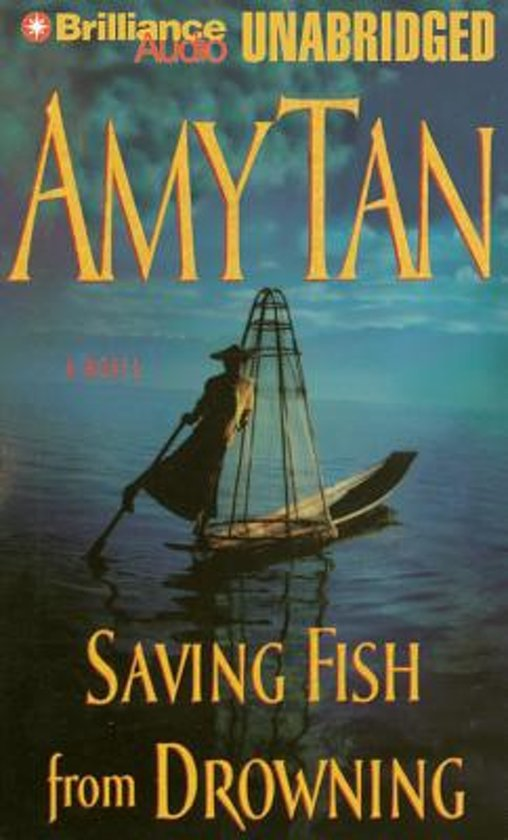 Saving fish from drowning luisterboek amy tan for Saving fish from drowning