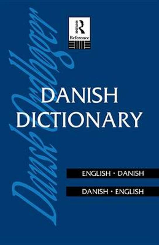 en gay dictionary danish