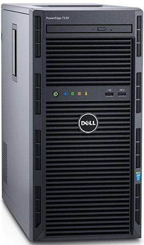 DELL PowerEdge T130 3.7GHz i3-6100 290W Mini Toren