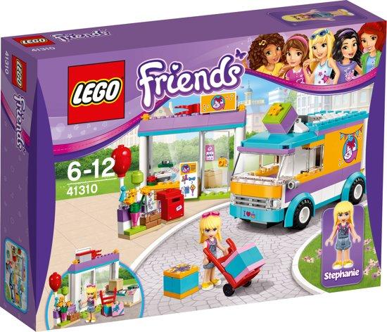 LEGO Friends Heartlake Pakjesdienst - 41310 in Wellerlooi