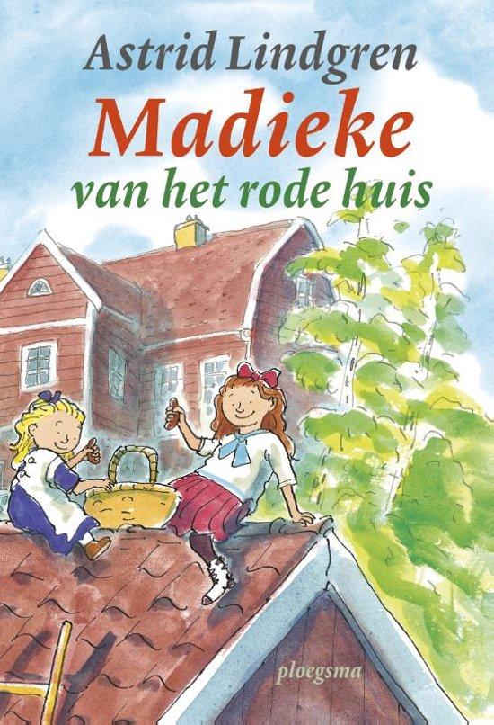 Madieke van het rode huis astrid lindgren ilon ill wikland 9789021674285 boeken for De ingang van het huis