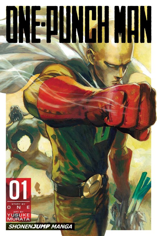 One-Punch Man, Vol. 9 by One (English) Paperback Book