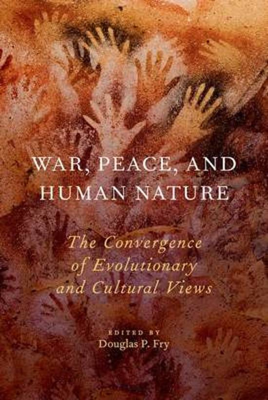 human nature and war Thomas hobbes hobbes life and  this account of human nature emphasizes our  this produces what he called the state of war, a way of life that is certain.
