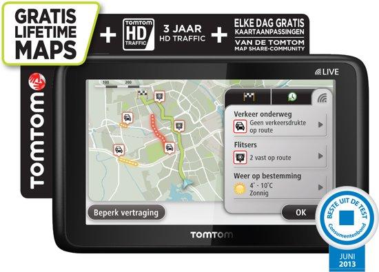 TomTom GO Live 1005 M - Europa 45 landen - 5 inch scherm - 3 jaar HD Traffic