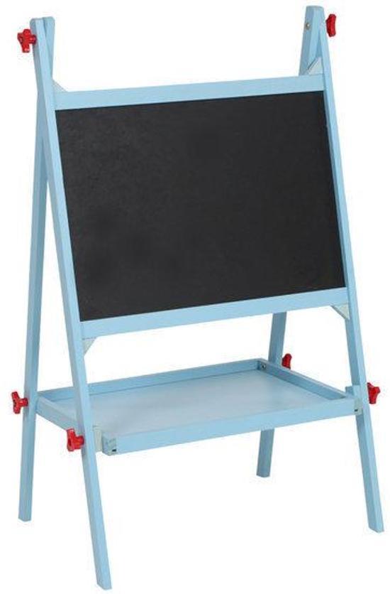 Schoolbord Tekenbord Kinderbord blauw 401009 in Streefkerk