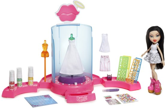 Bratz Create It Yourself Fashion - Speelset inclusief Modepop in Beverlo