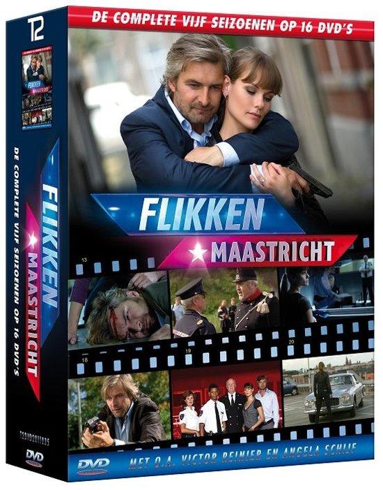 Flikken Maastricht - Seizoen 1- 5