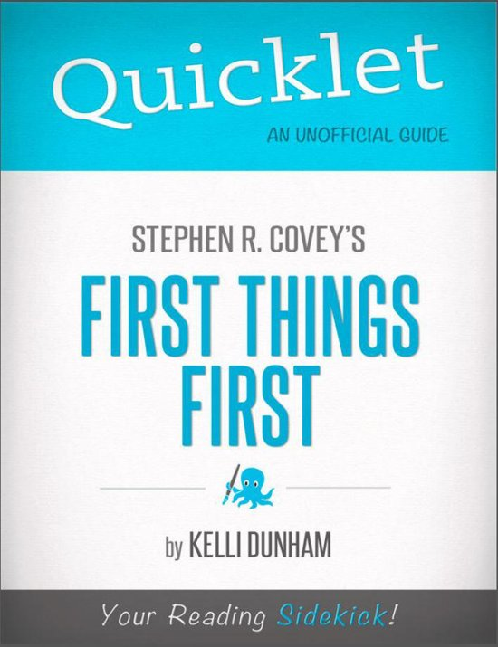 first things first stephen covey pdf ebook