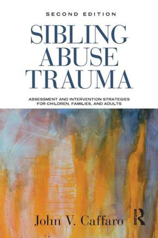 Bol com sibling abuse trauma ebook adobe epub john v caffaro
