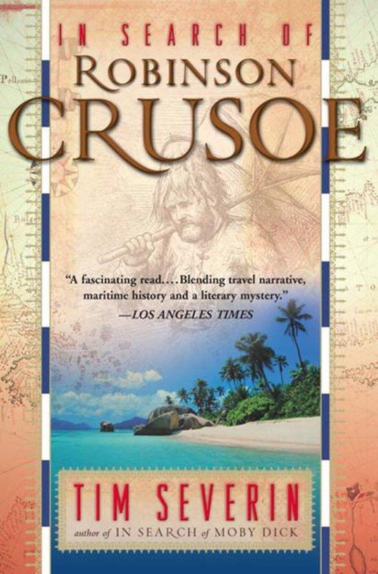Robinson crusoe essay thesis